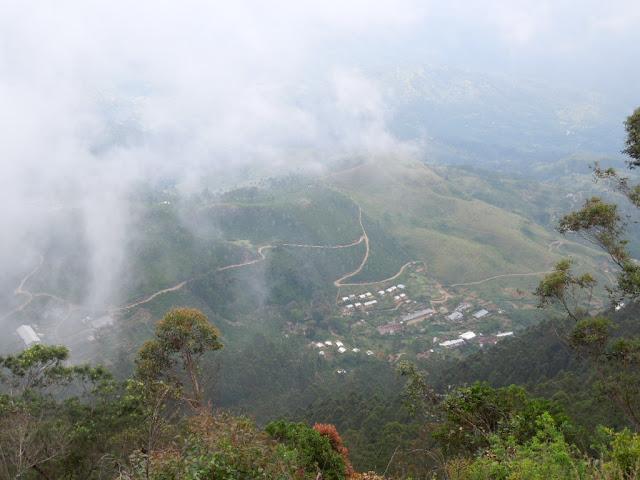 Шри-Ланка, Липтон, облака, чай