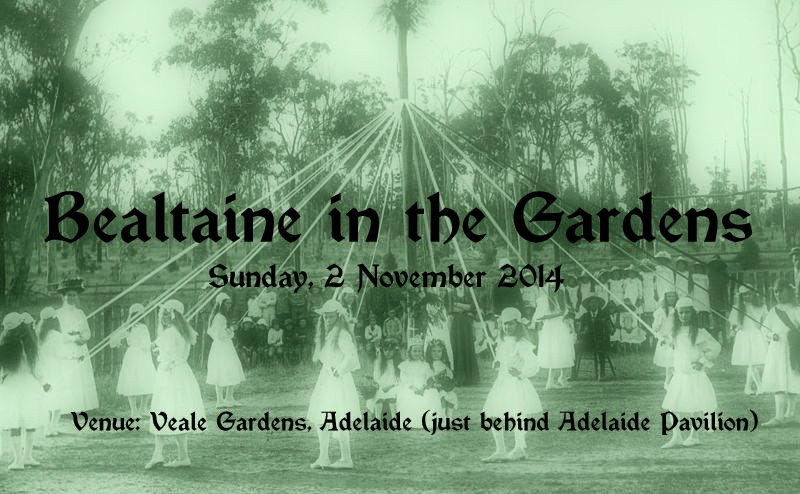 Bealtaine in the Gardens (2 November 2014)