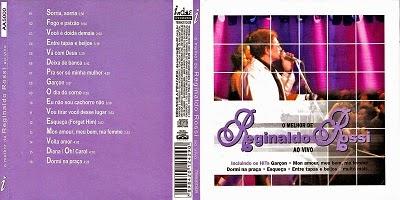 Reginaldo Rossi O Melhor Ao Vivo CD 2014