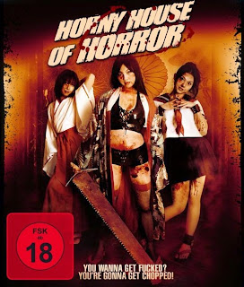 Horny House of Horror / Fasshon heru 2010