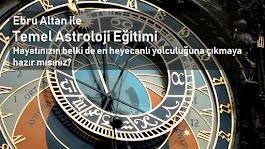 Ebru Altan ile Astro-Farkındalık