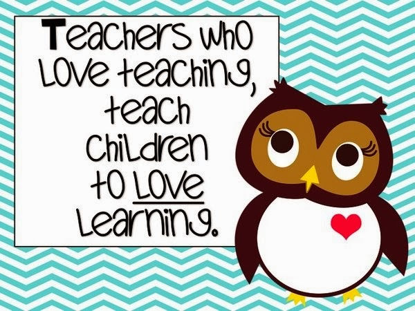 Love teaching!