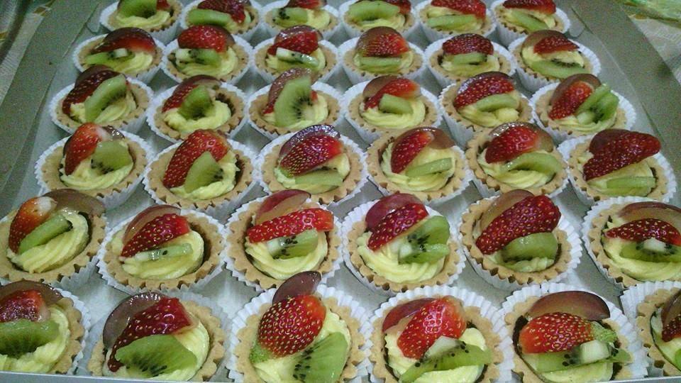 Fruits Tartlets