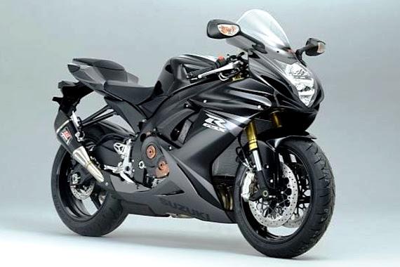 Suzuki GSX-R750 Black Edition. Majalah Otomotif Online