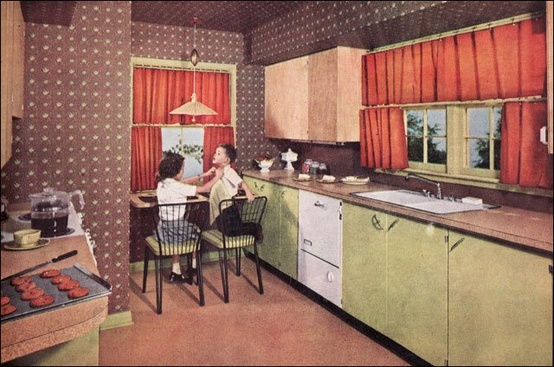LulusWhimsy: 1950s Home Decor