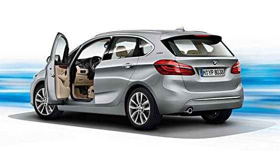 2016 bmw 225xe plug in hybrid auto bmw review. Black Bedroom Furniture Sets. Home Design Ideas