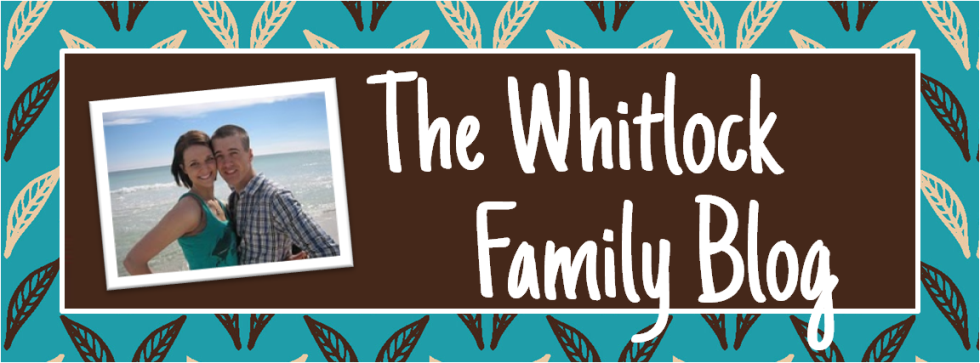 The Whitlock Family Blog