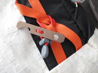 beerbottle opener on the Mountain Hardwear SummitRocket 40