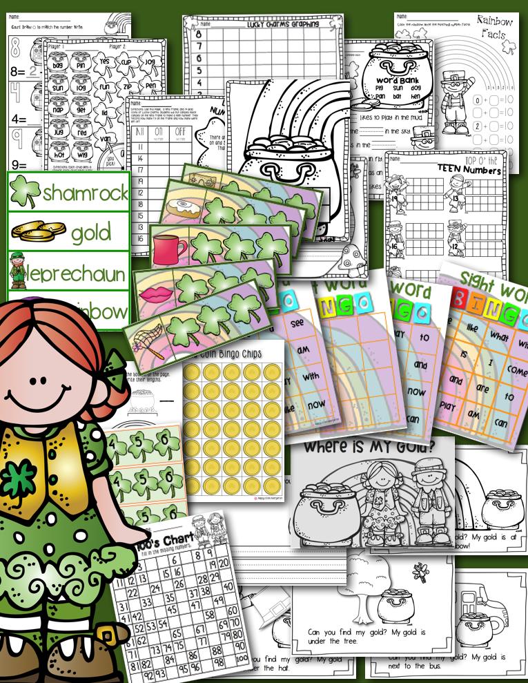 https://www.teacherspayteachers.com/Product/St-Patricks-Day-Math-and-Literacy-Bundle-with-Emergent-Reader-1114993
