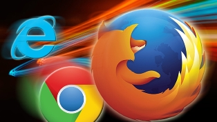 browser internet firefox chrome ie