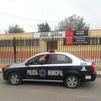 SE IMPLEMENTAN OPERATIVOS DE VIGILANCIA, EN LAS ESCUELAS PARA PREVENIR LOS ROBOS.