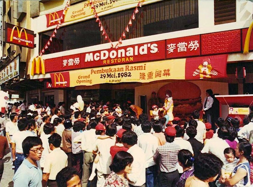 mcdonald background malaysia This slide contains status of mcdonald's in malaysia how mcdonald's changed its policies and adapted itself according to political, social, economical and emo.
