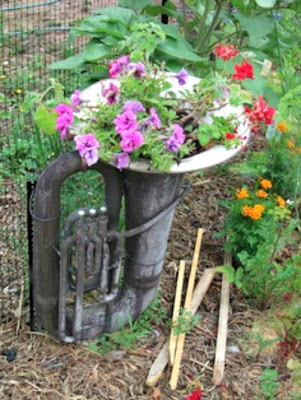 Jardins, instrumento musical