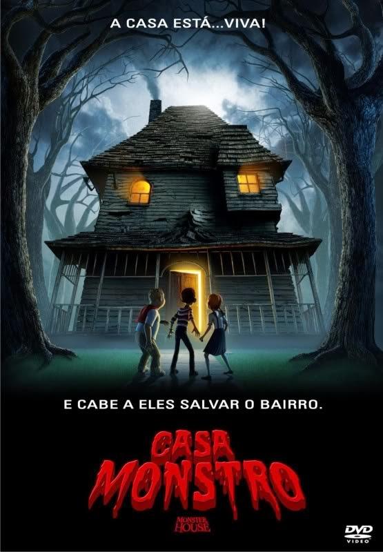 Filme A Casa Monstro Dublado AVI DVDRip