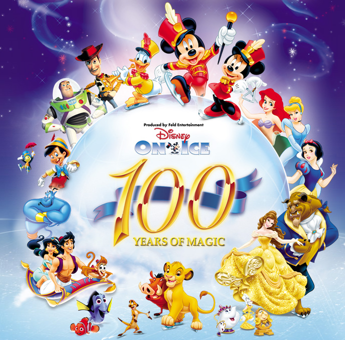 Disney On Ice Celebrates 200 Years
