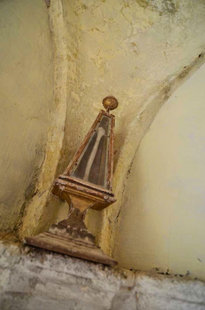 reliques de la moza santa sequeros