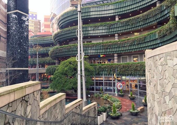 Canal City, Fukuoka