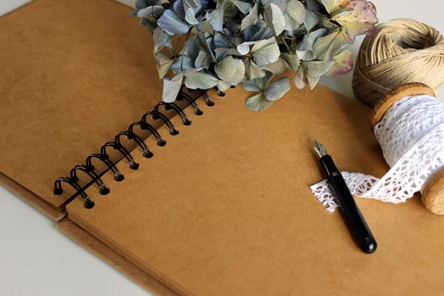 detalles de boda libro de firmas kraft craft personalizable hermanas bolena