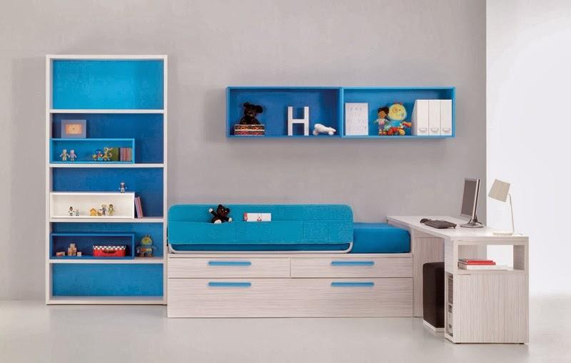 ide ide untuk kamar belajar anak