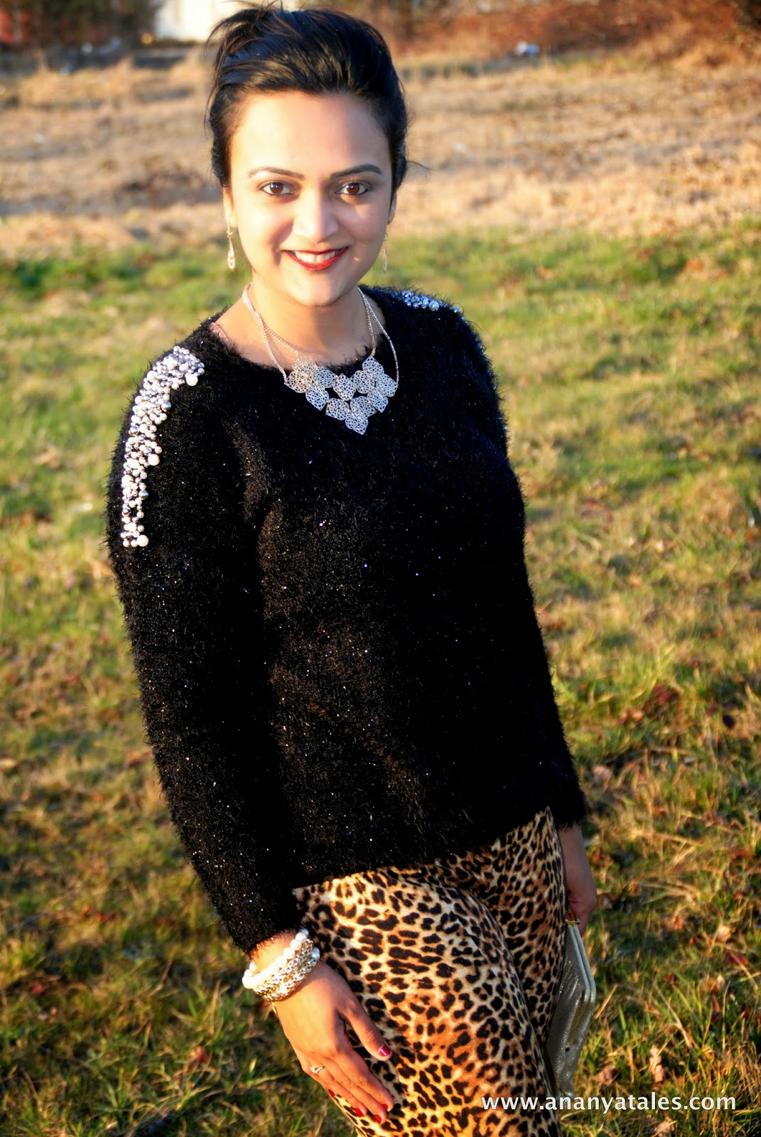 Leopard print, Tips to wear leopard prints, Animal prints, Indian fashion blogger in leopard prints