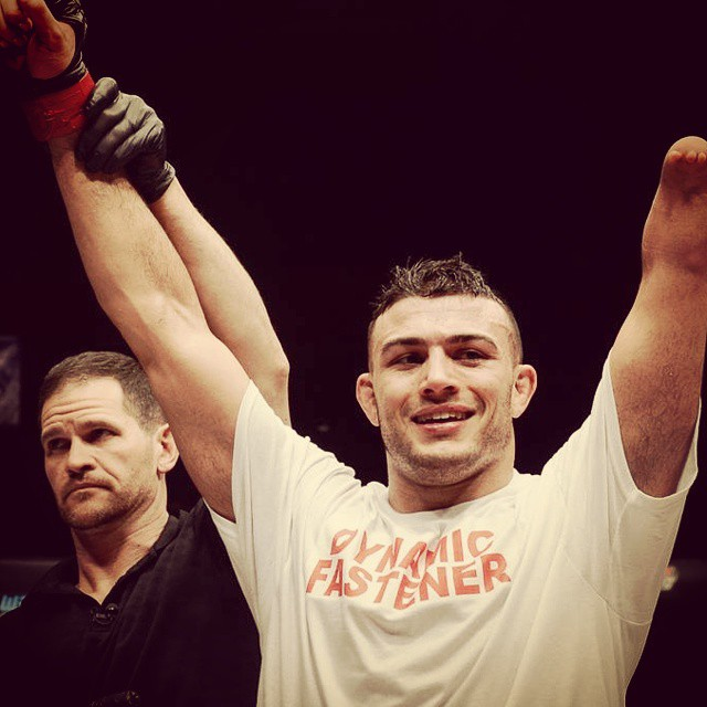 Nick Newell WSOF 20 Win