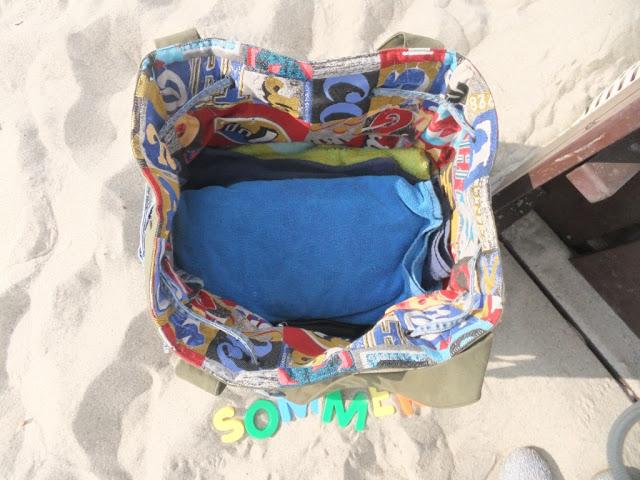 Beach-Bag mit viel Platz