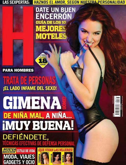 Gimena+G%C3%B3mez 01 Gimena Gomez (Galeria 1)