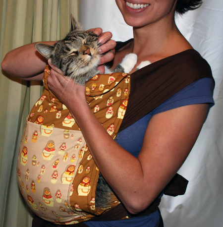 cat-carrier - How to live a normal life with an affectionate cat - How To Tips