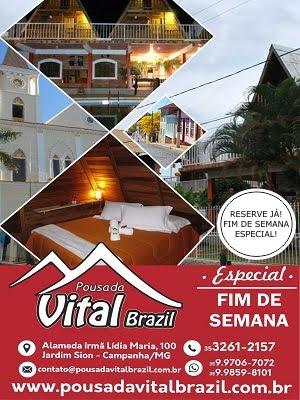 POUSADA VITAL BRAZIL