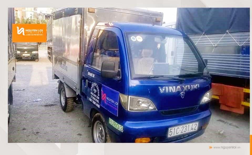Xe tải nhỏ 500kg chuyển nhà