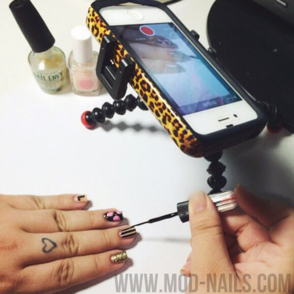 ModNails: HOW TO RECORD INSTAGRAM NAIL ART VIDEOS