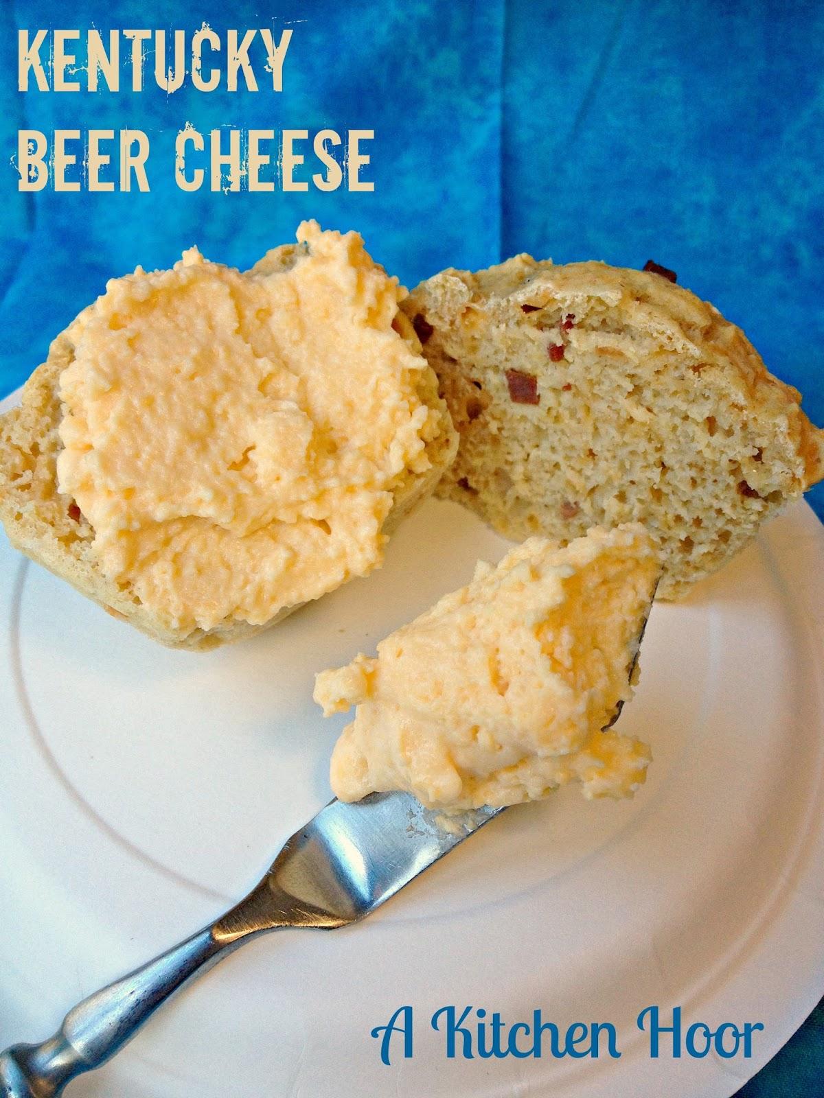 Kitchen Hoor's Adventures: Kentucky Beer Cheese