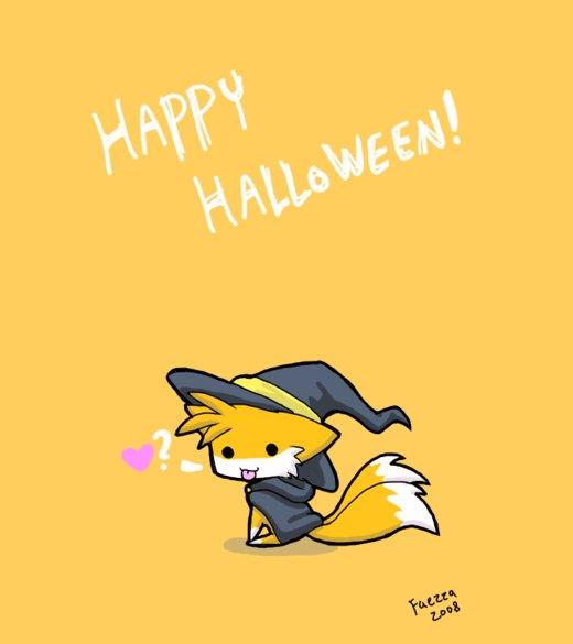 Halloween por Faezza
