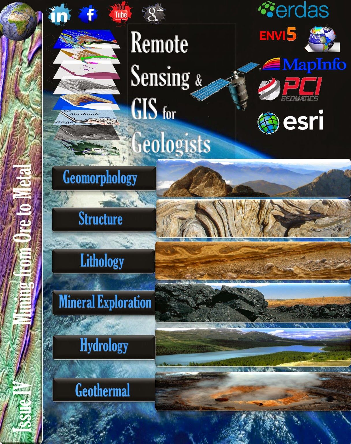 Remote Sensing and GIS for Geologists