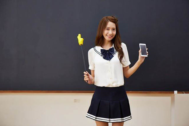 [Official Pictures] 130612 Yoona for SK Telecom LTE CF