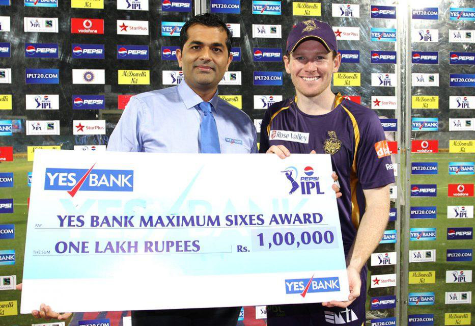 Eoin-Morgan-Maximum-Sixes-RR-vs-KKR-IPL-2013