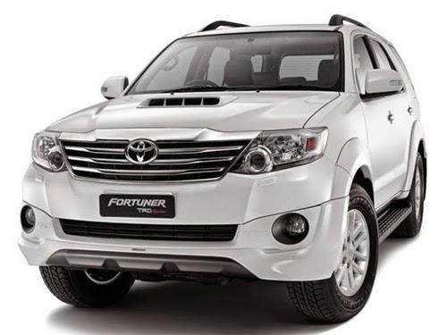 Harga Mobil Toyota Fortuner beserta Spesifikasinya