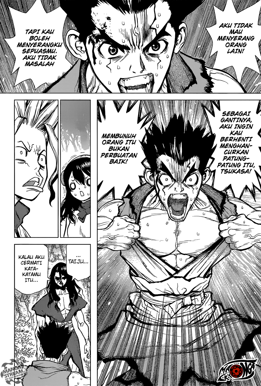 Dr. Stone Chapter 06-10