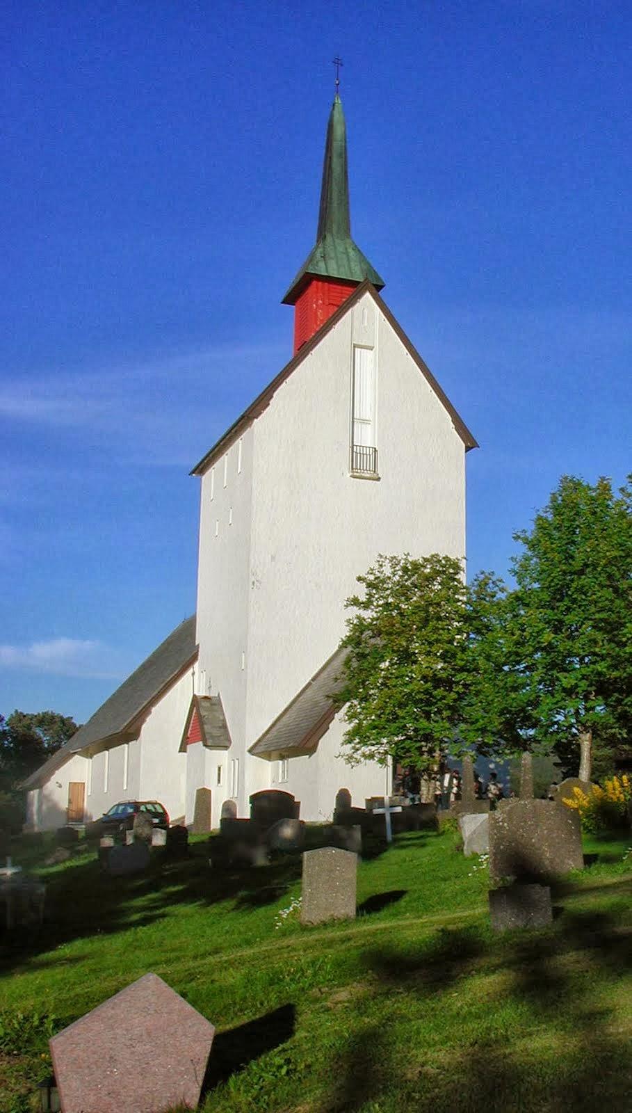 Skjerstad kirke