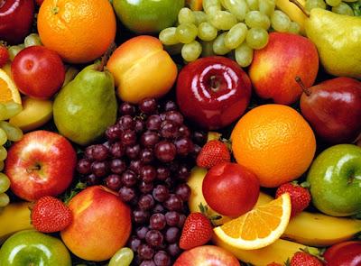 manfaat buah-buahan untuk meningkatkan energi