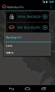 My Backup Pro v4.0.2