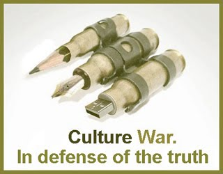In Culture Wars the first victim is Truth