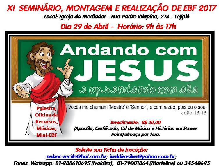 NOBEC - NÚCLEO DE ORIENTAÇÃO BÍBLICA PARA PROFESSORES EVANGELISTAS DE CRIANÇAS - Visão Ministerial