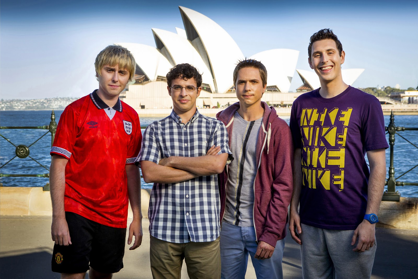 The Inbetweeners 2 The Long Goodbye in Australia