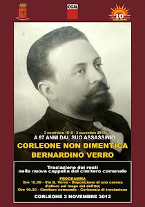 Corleone ricorda B. Verro