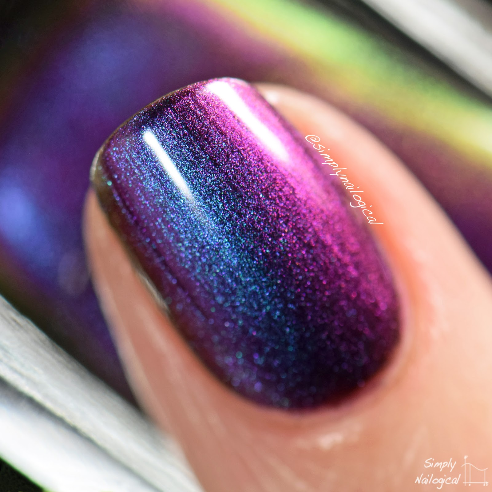 FUN Lacquer Reunion swatch