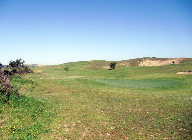 Campo de Golf de Oyambre