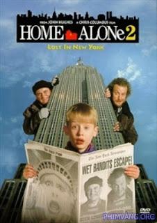 Ở Nhà Một Mình 2: Lạc Đến New York - Home Alone 2: Lost In New York (1992)
