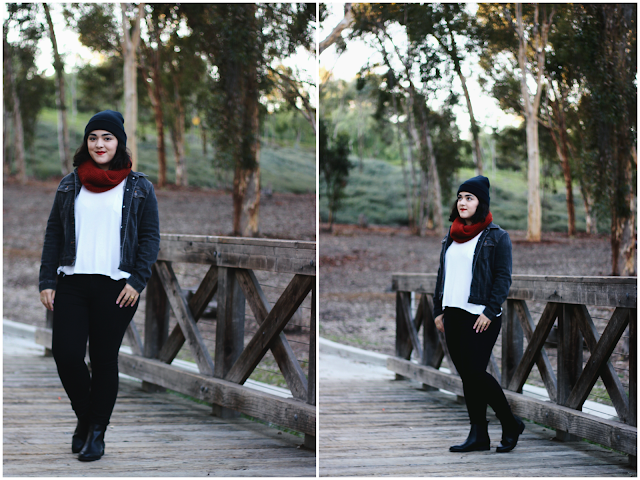 Outfit of the Day | Scarf Weather