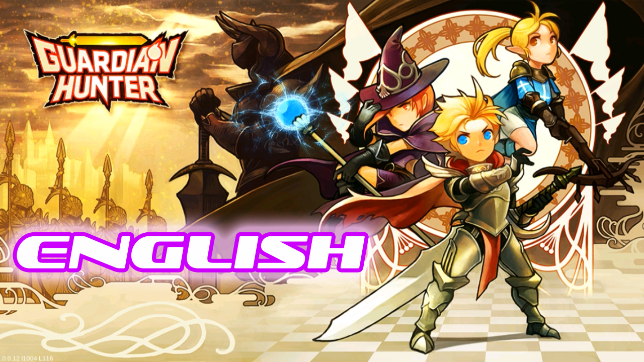 Guardian Hunter - Super brawl RPG English Gameplay IOS / Android